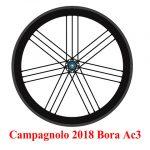 Campagnolo 新型Bora 2018 リムの新技術AC3搭載のカーボンホイール