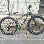 バラ完 バラでいちから自転車を組み立てる  試乗から完成まで