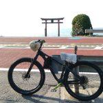 ビワイチ1泊2日自転車キャンプ後編 なつかしの白鬚から帰阪まで