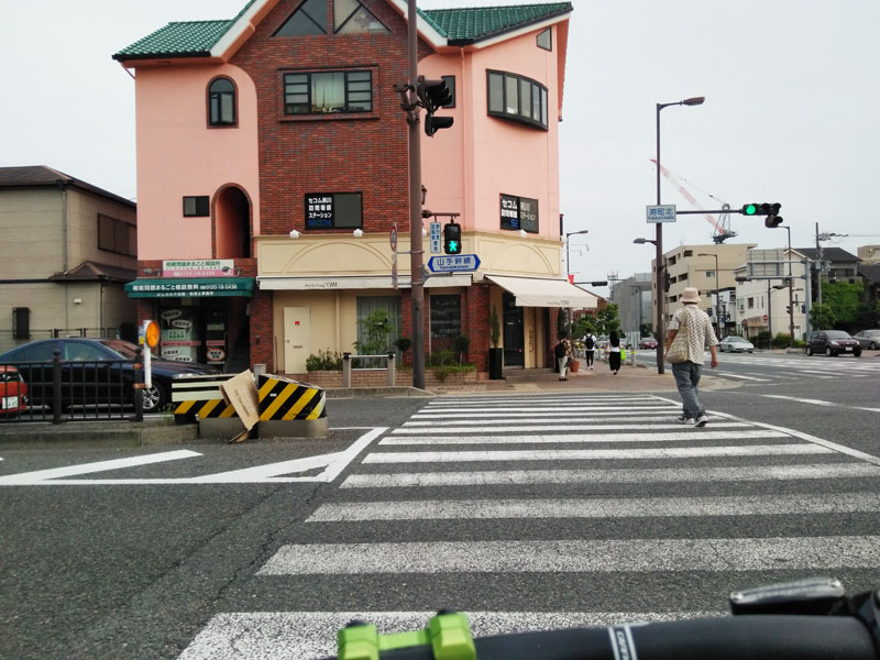 西宮の夙川駅周辺に帰還