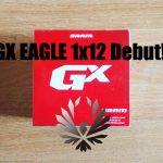 SRAM GX Eagle 1×12 12速のエントリグレードが登場 6万で12速化だ!