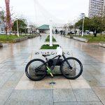 神戸を自転車でぶらっとポタリング 山、海、パン、靴、中華街の港町