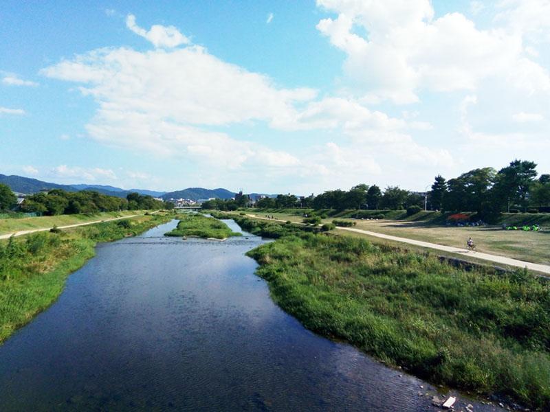 鴨川サイクリングロード