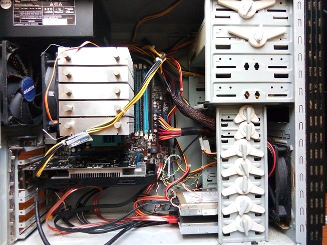 しずかなパソコン