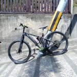 京都ゆるポタ ネタ用激坂の千束坂と真の酷坂の長坂道を一気にはしご