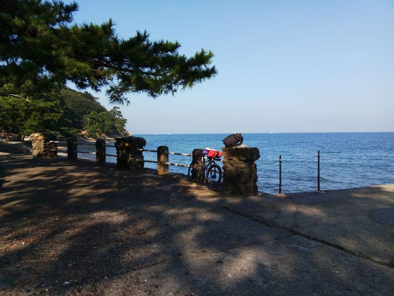 友ヶ島桟橋