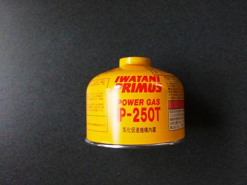 イワタニプリムスガス缶