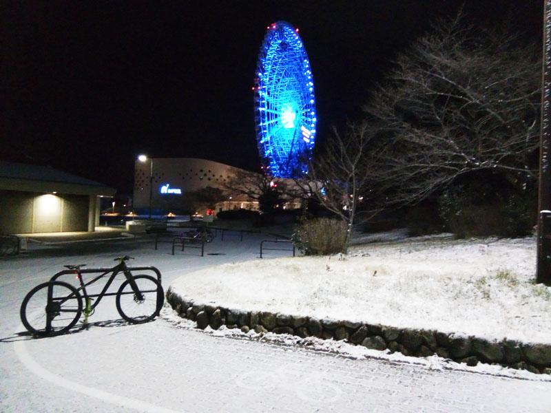 2018年1月万博記念公園