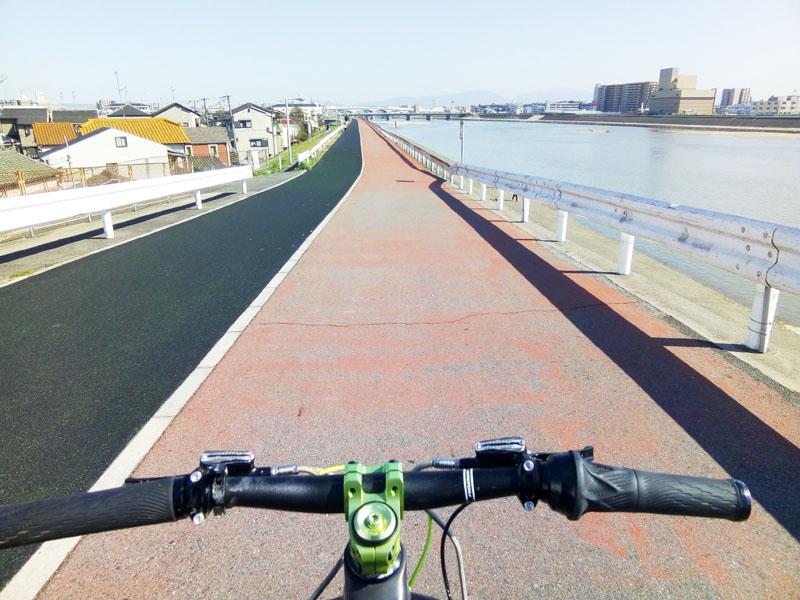大和川サイクルロード
