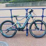 サイクルモード大阪2018 ヤバすぎE-bikeと小径車とMTB試乗編