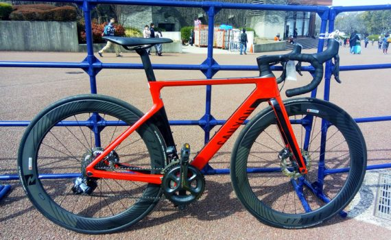 CANYON AEROAD SLX DISC