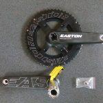 カーボンクランク Easton EC90 SLを購入 重量や互換性のチェック