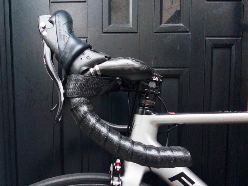 ロードバイクのバラ完