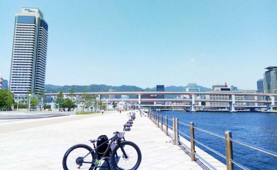 2018年6月神戸メリケンパーク