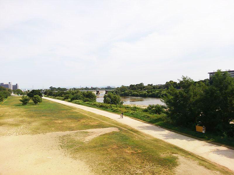 2016年8月11日 武庫川河川敷