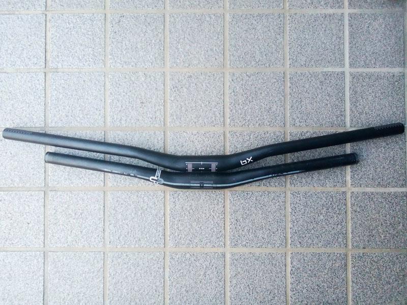 新旧ハンドルの長さ比較