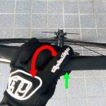 ロードバイクのタイヤ交換 脳筋封印で噛みこみパンクを100%回避