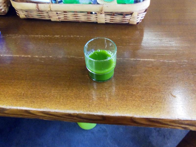 超甘いグリーンティ50円