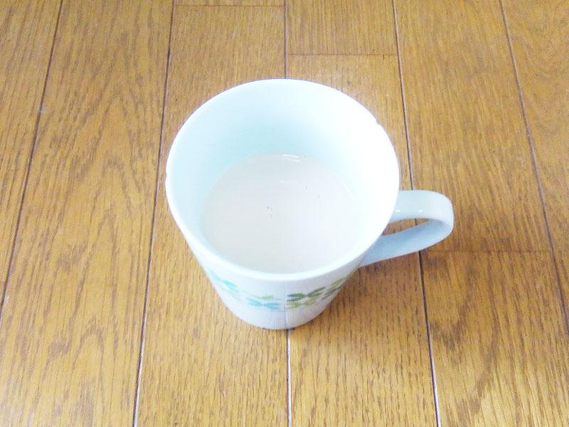 自家製コーヒー牛乳