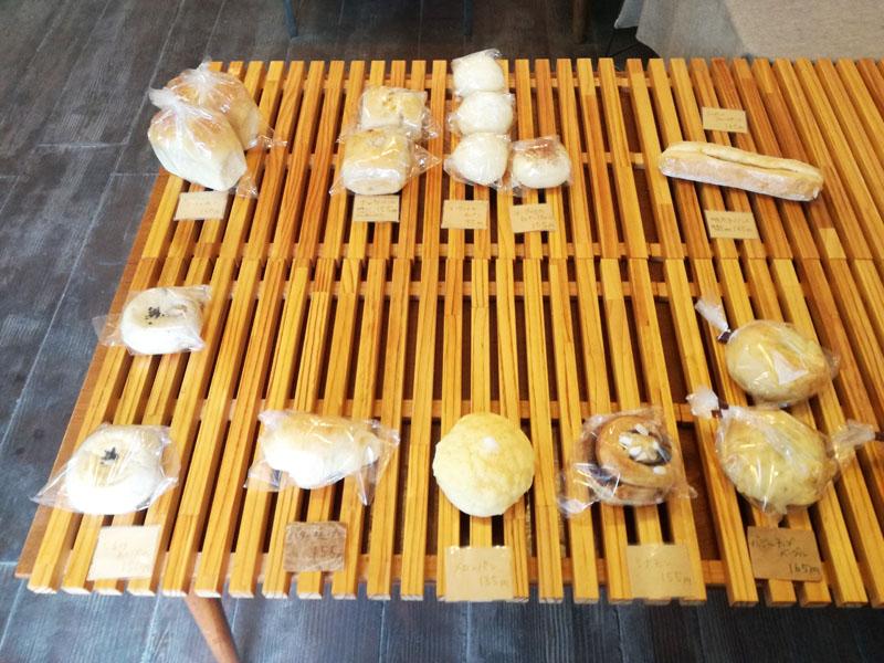 mint天然酵母のパン