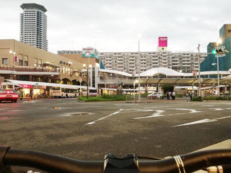 JR吹田駅東口駅前
