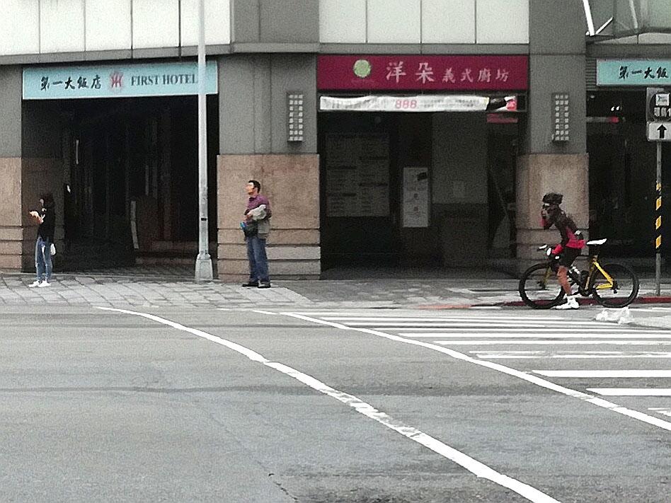 台湾のローディ