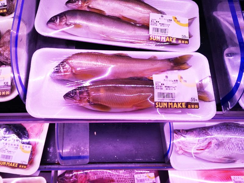 香魚=あゆ
