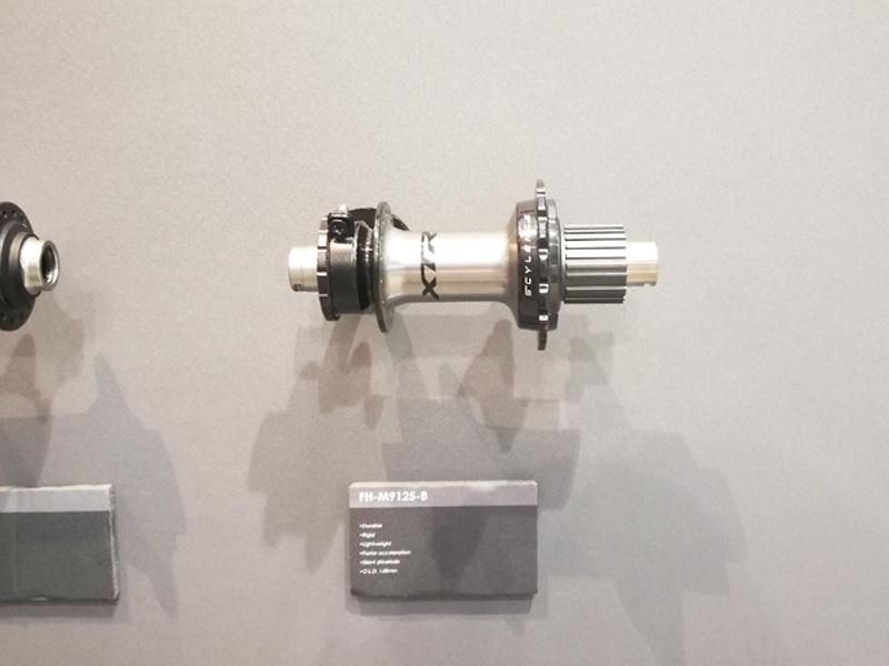 SHIMANO XTR-M9125-Bハブ