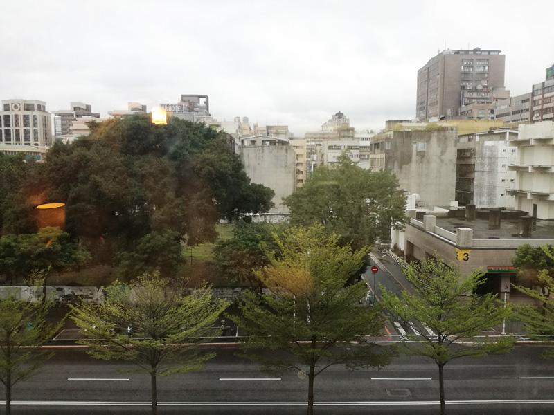 台湾三日目ついに雨やむ