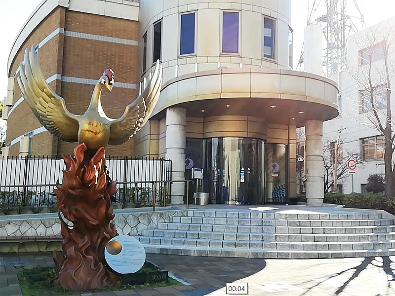 ヅカのテヅカ先生の記念館