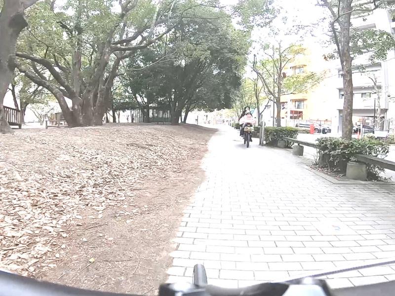 江坂公園スタート