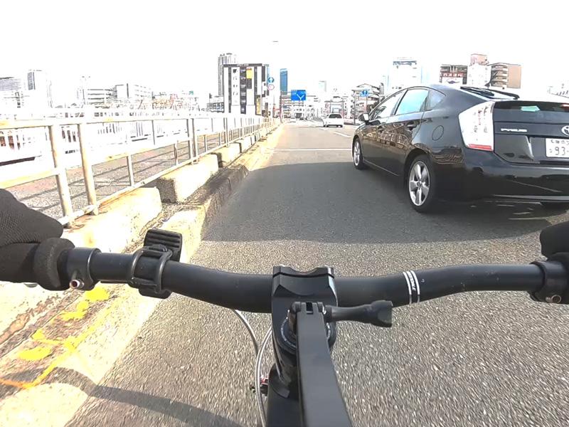 GoProサイクリング動画