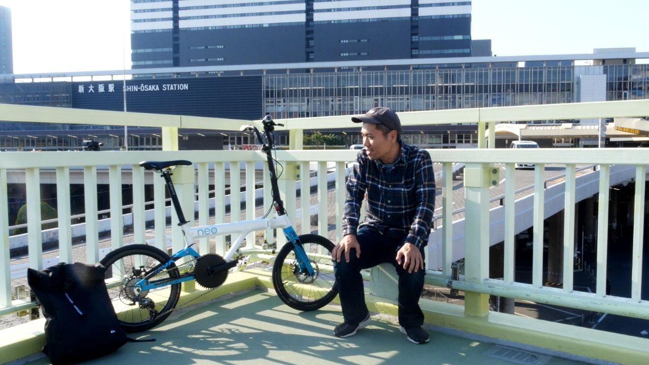 GoToキャンペーン用自転車