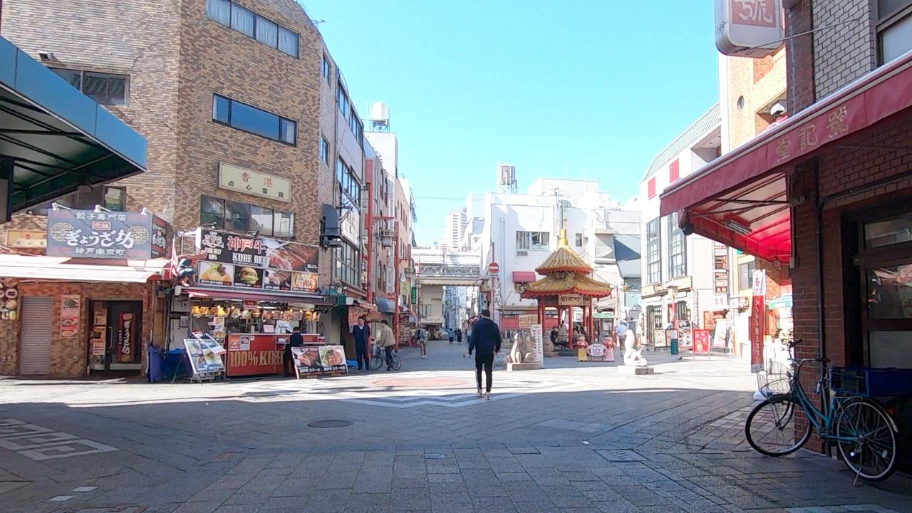 2020年4月神戸中華街