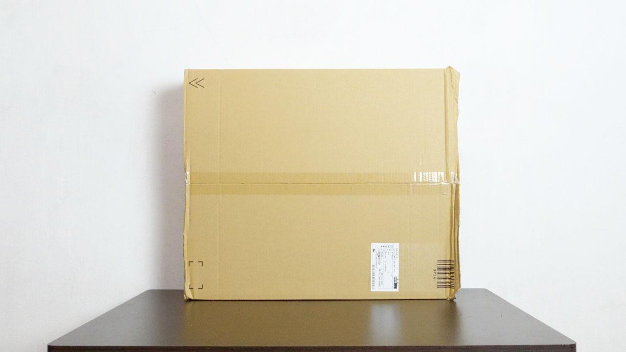 amazonから届いたウーバーイーツの箱の箱