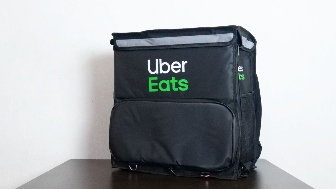 Uber Eatsの方から来ました