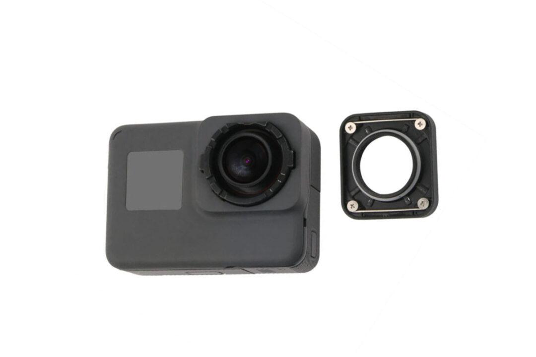 GoPro交換用レンズカバー