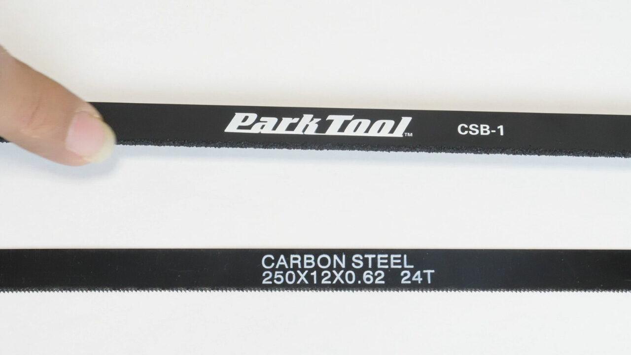 PARKTOOL カーボン用替え刃 CSB-1