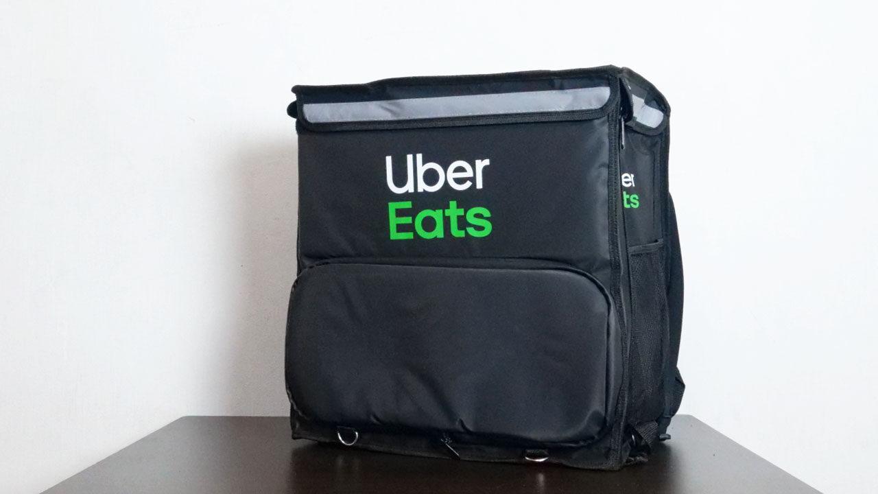 Uber Eats 配達に必要なものや初期費用
